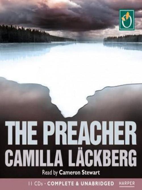 Patrik Hedstrom Book 2: The Preacher Cover