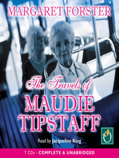 The Travels of Maudie Tipstaff Cover