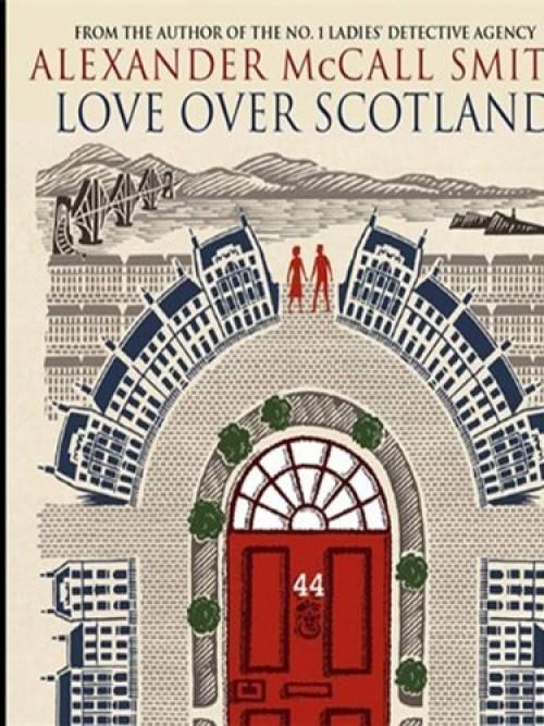 44 Scotland Street Series Book 3: Love Over Scotland Cover