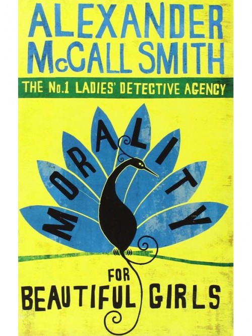 The No 1 Ladies Detective Agency 03: Morality For Beautiful Girls Cover