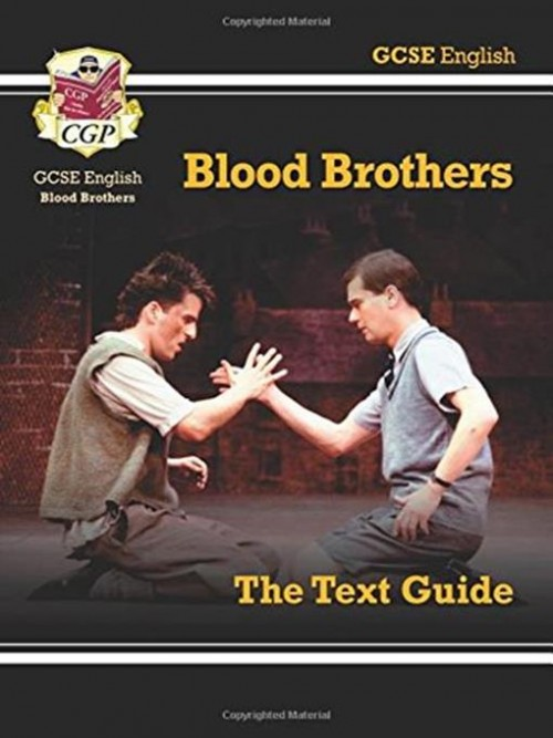 Blood Brothers: A Text Guide Cover