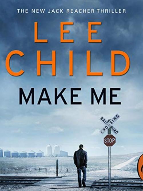 Jack Reacher Series Book 20: Make Me Cover