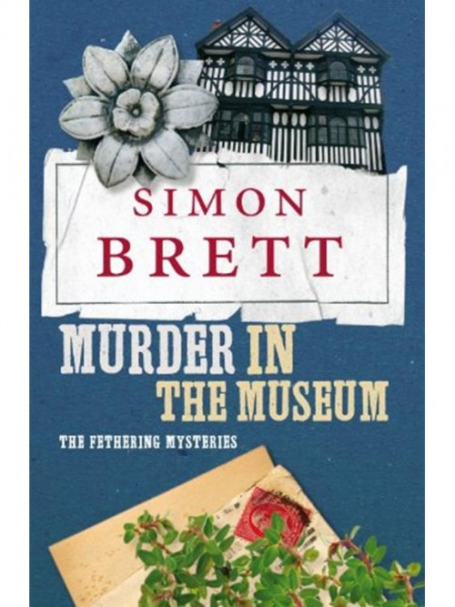 Murder In the Museum Cover