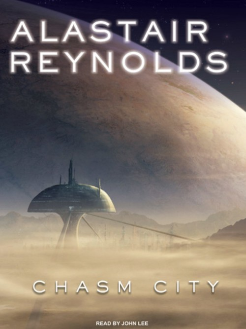 Revelation Space Book 2: Chasm City Cover