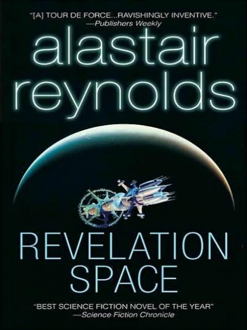 Revelation Space Series Book 1: Revelation Space Cover