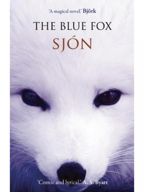 The Blue Fox Cover