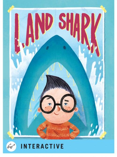 Land Shark Cover