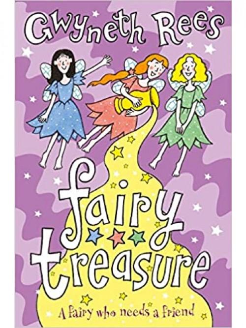 Fairy Dust Series Book 2: Fairy Treasure Cover