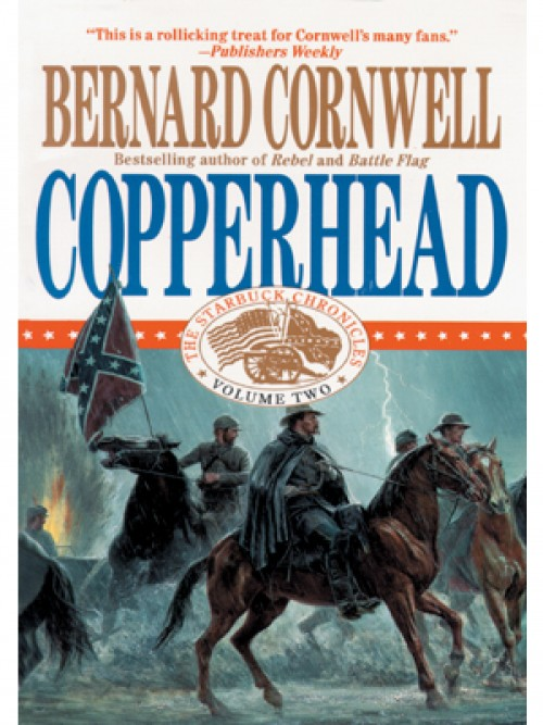 The Starbuck Chronicles Book 2: Copperhead Cover