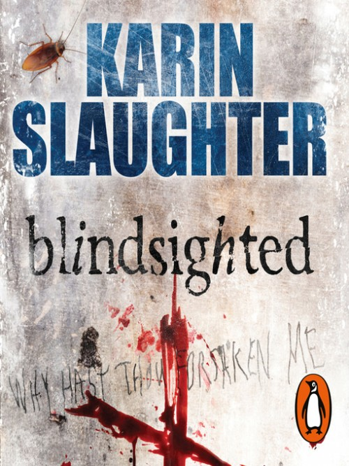 Grant County Series Book 1: Blindsighted Cover