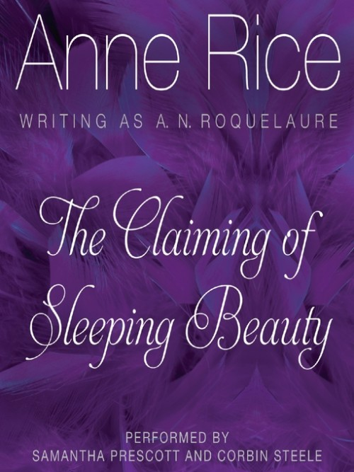 The Claiming of Sleeping Beauty Cover
