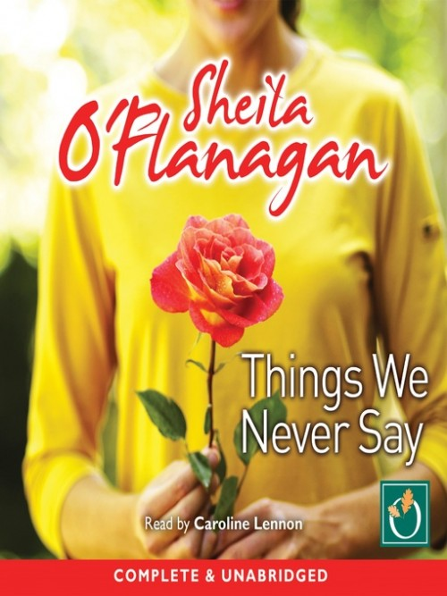 Things We Never Say Cover