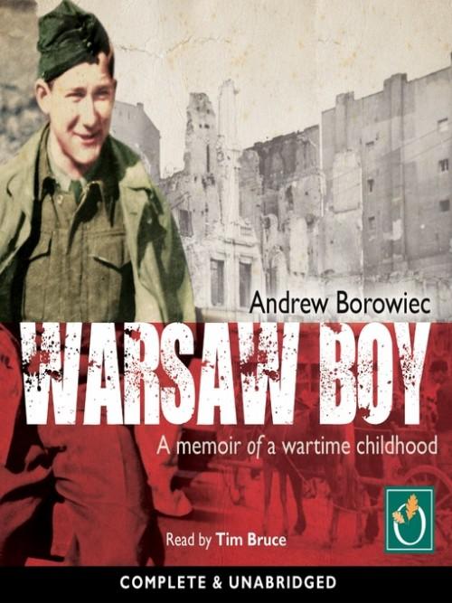 Warsaw Boy Cover