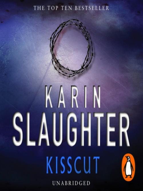 Grant County Series Book 2: Kisscut Cover