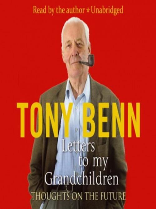 Letters To My Grandchildren Cover