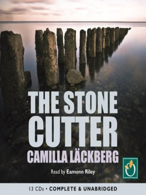 Patrik Hedstrom Book 3: The Stone Cutter Cover