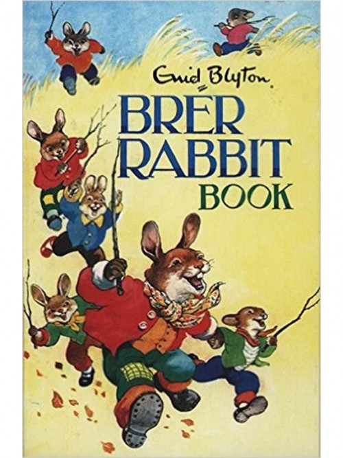 The Brer Rabbit Book Cover