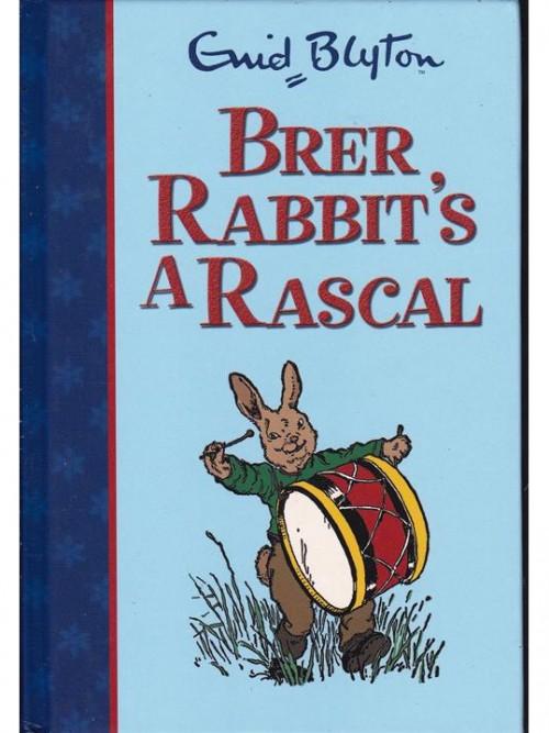 Brer Rabbit's A Rascal Cover