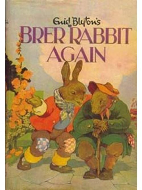 Brer Rabbit Again Cover