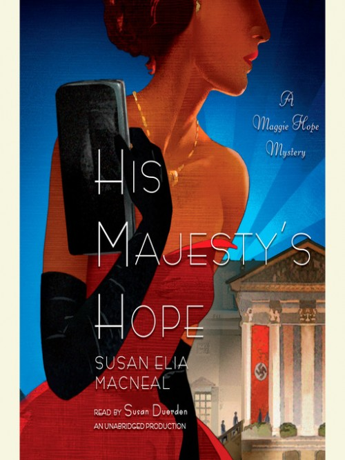 Maggie Hope Series Book 3: His Majesty's Hope Cover