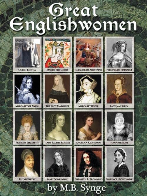 Great Englishwomen Cover