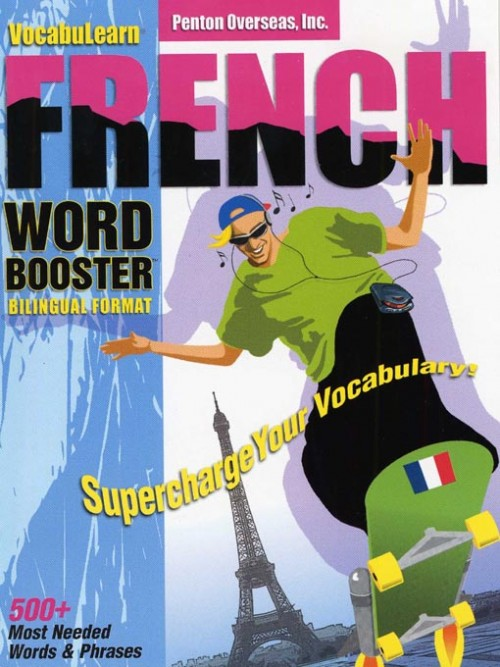 French Word Booster Cover