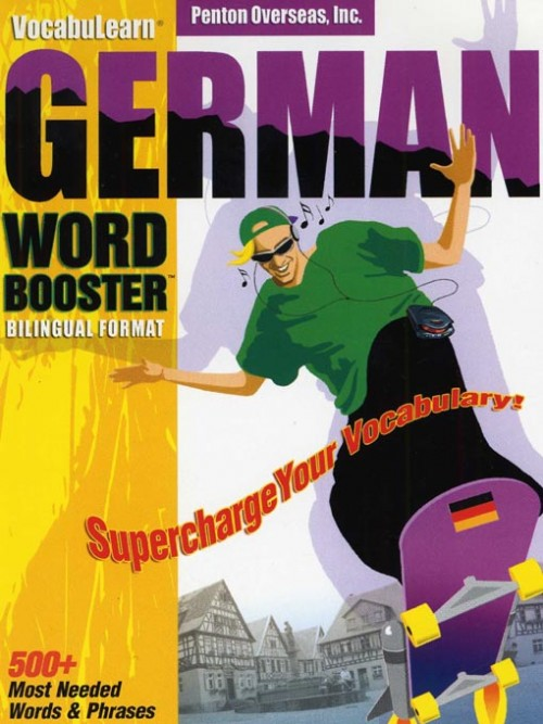German Word Booster Cover