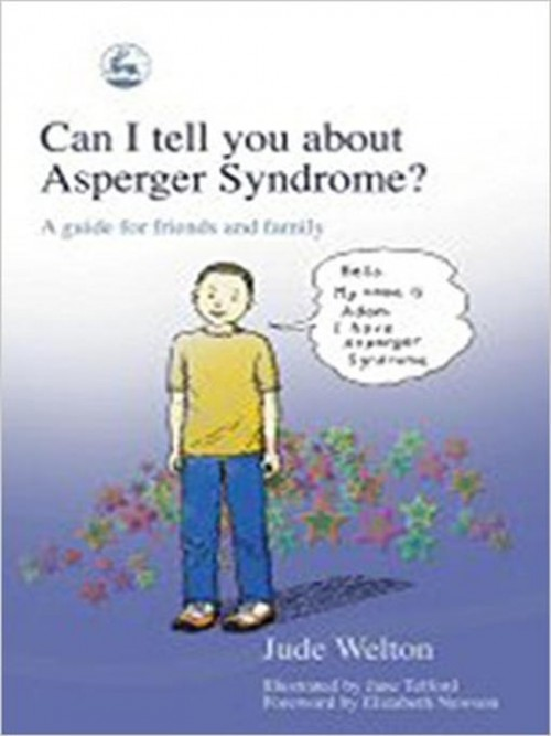Can I Tell You About Asperger Syndrome? Cover