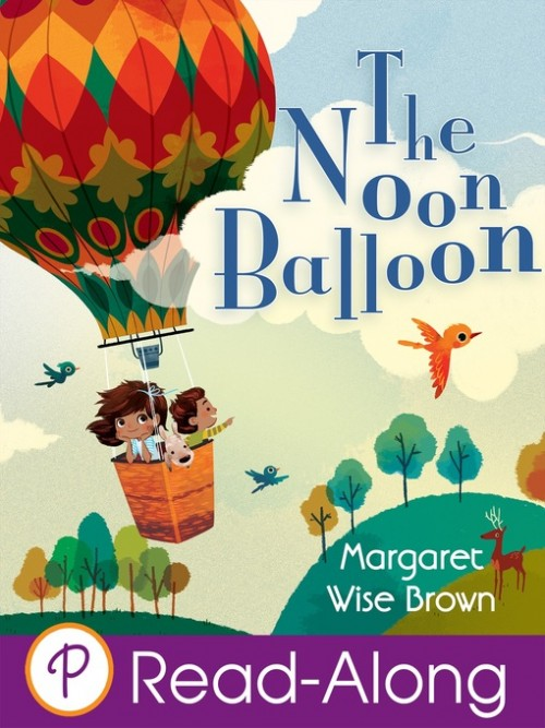 The Noon Balloon Cover