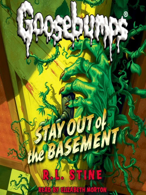 Goosebumps Series Book 2: Stay Out of the Basement Cover