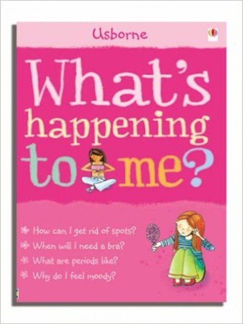 What's Happening To Me? (girls Edition) Cover