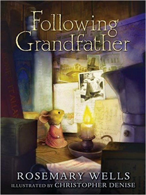 Following Grandfather Cover