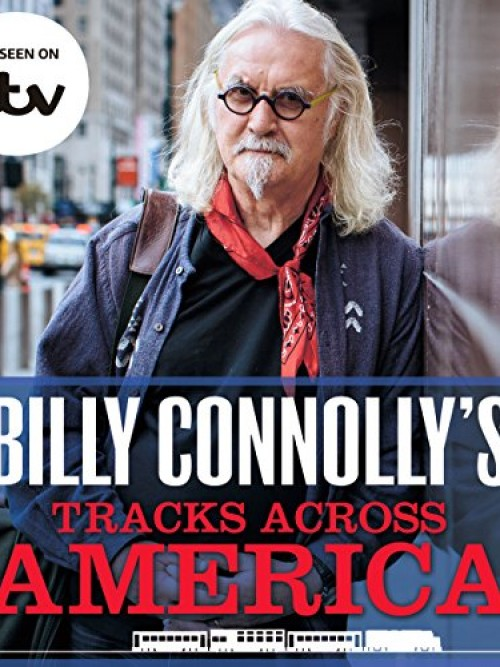Billy Connolly's Tracks Across America Cover