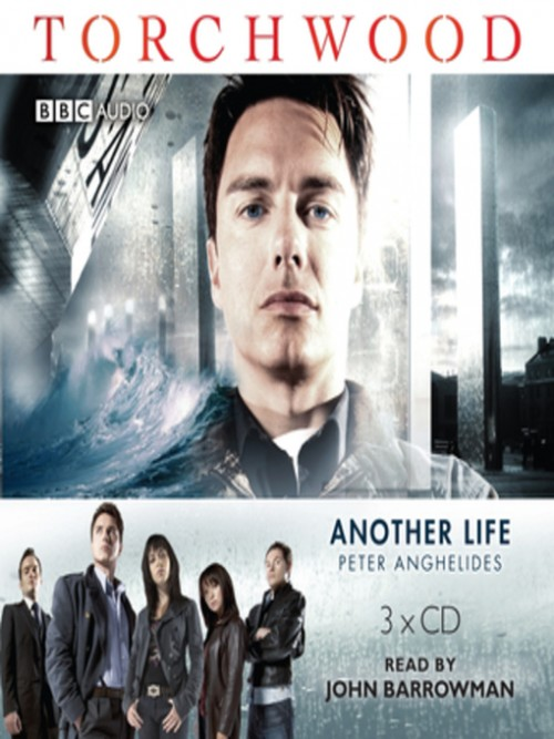 Torchwood: Another Life Cover