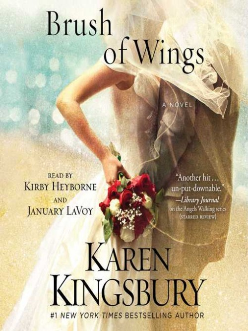 Angels Walking Series Book 3: A Brush of Wings Cover