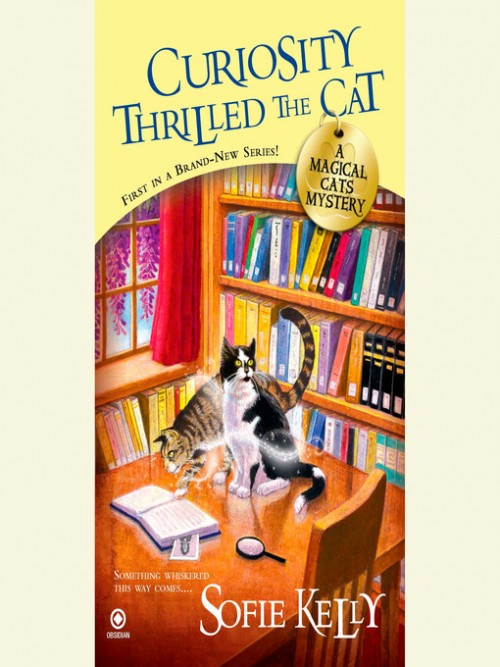 Magical Cats Mystery 1: Curiosity Thrilled the Cat Cover
