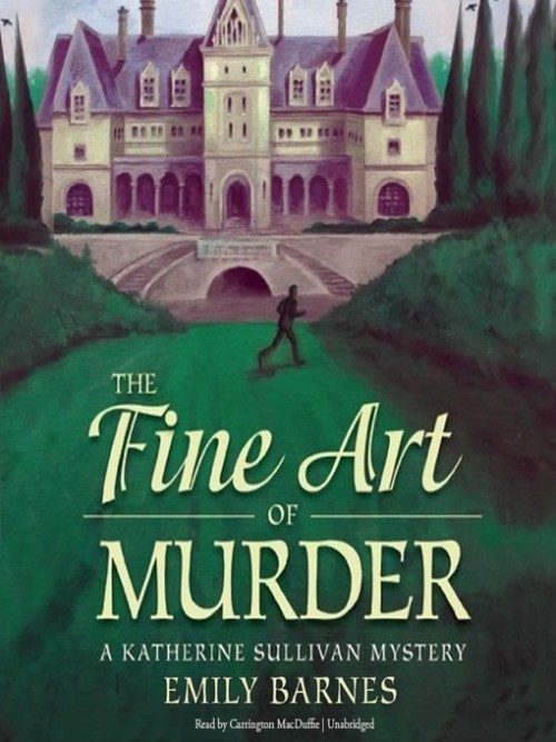 The Fine Art of Murder Cover