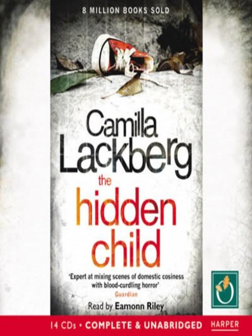 Patrik Hedstrom Book 5: The Hidden Child Cover