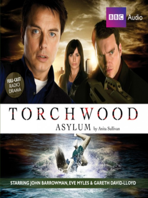 Torchwood: Asylum Cover