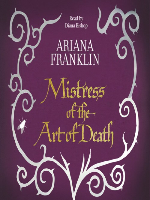 The Mistress of the Art of Death Cover