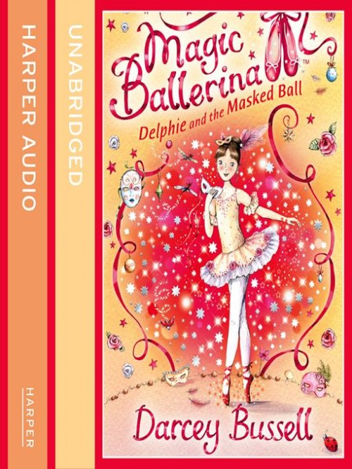 Magic Ballerina 3: Delphie and the Masked Ball Cover
