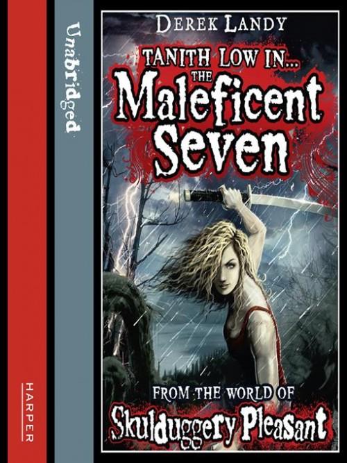The Maleficient Seven Cover