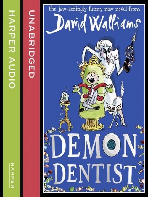 Demon Dentist Cover