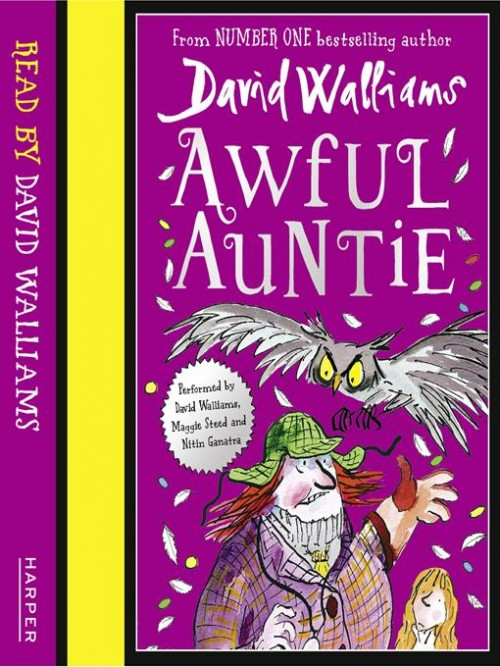 Awful Auntie Cover