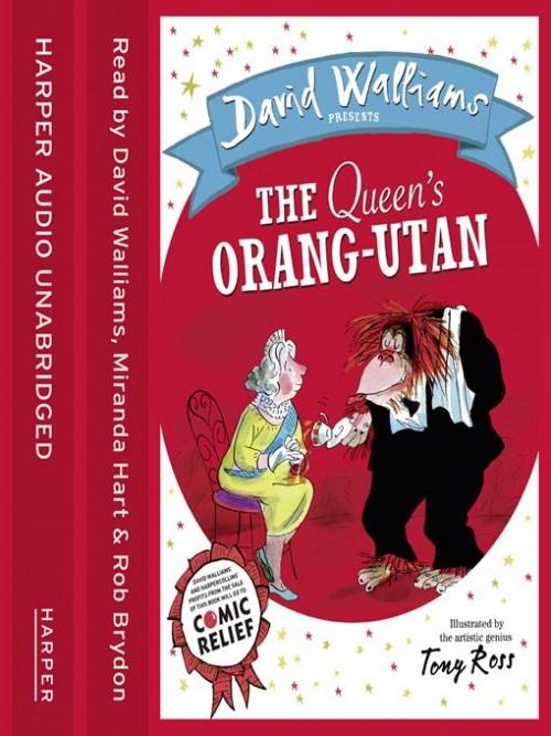 The Queen's Orang-utan Cover