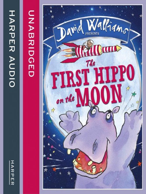 The First Hippo On the Moon Cover