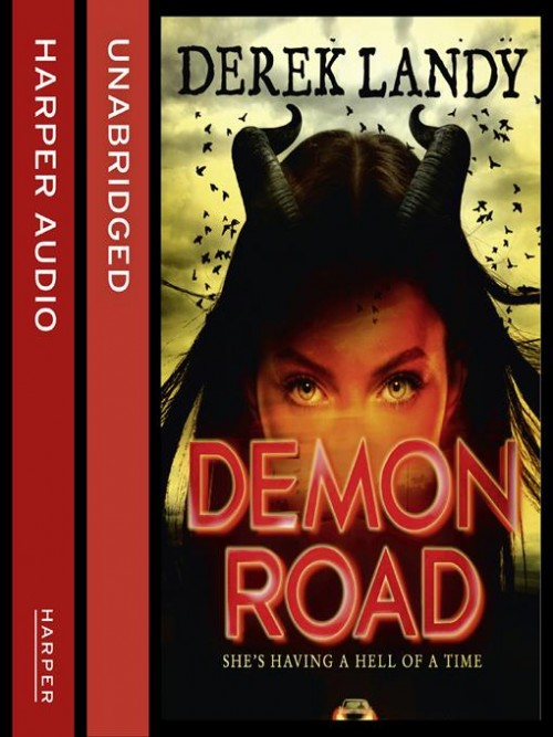Demon Road Cover