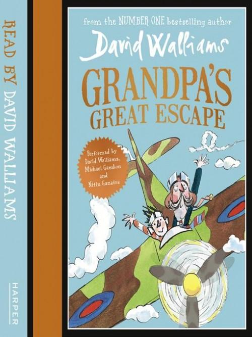 Grandpa's Great Escape Cover