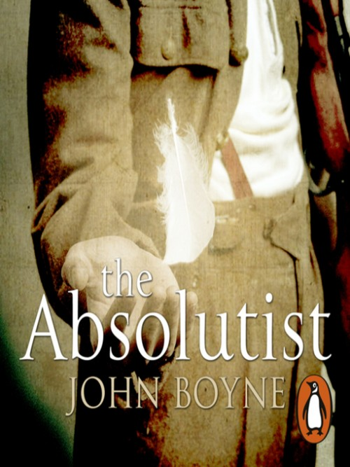 The Absolutist Cover