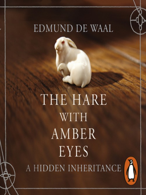The Hare With the Amber Eyes Cover
